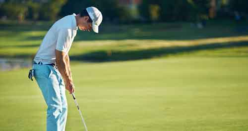 Benefits of playing golf for your physical and mental health